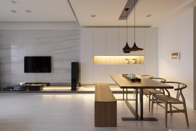 Với xu hướng mở, ngôi nhà của bạn sẽ trở nên thoáng đãng, thoải mái và dễ chịu một ngôi nhà bị chia cách các phòng bởi nhiều những bức tường cứng nhắc.
