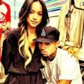 Làng sao - Chris Brown quấn quýt bên bạn gái gốc Việt