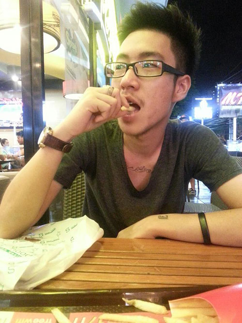 hot boy chuyen gioi thai: toi la dan ong thuc su - 2