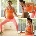 Bà bầu - 5 bài tập cực kỳ đơn giản cho mẹ bầu