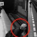 Tin tức - Sống sót kỳ diệu sau khi ngã xuống đường ray