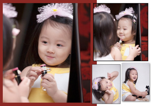 sieu mau nhi: bao han net nhu tranh ve - 2