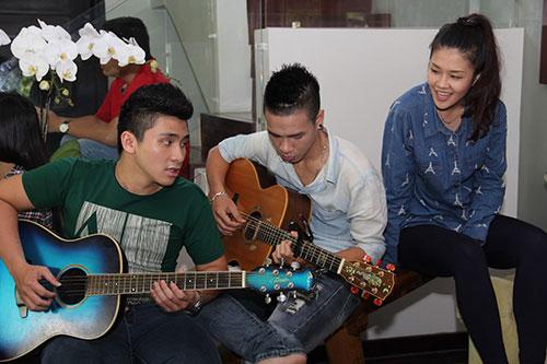 thi sinh the voice khong duoc o cung dien - 5