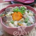Bếp Eva - Hấp dẫn canh sườn hầm đậu