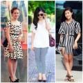 Thời trang - Chị em Hà Thành 'bắt mốt' cùng đen-trắng