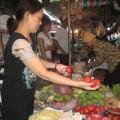 Mua sắm - Giá cả - Giá thực phẩm tăng nhẹ 5%- 10% theo giá xăng