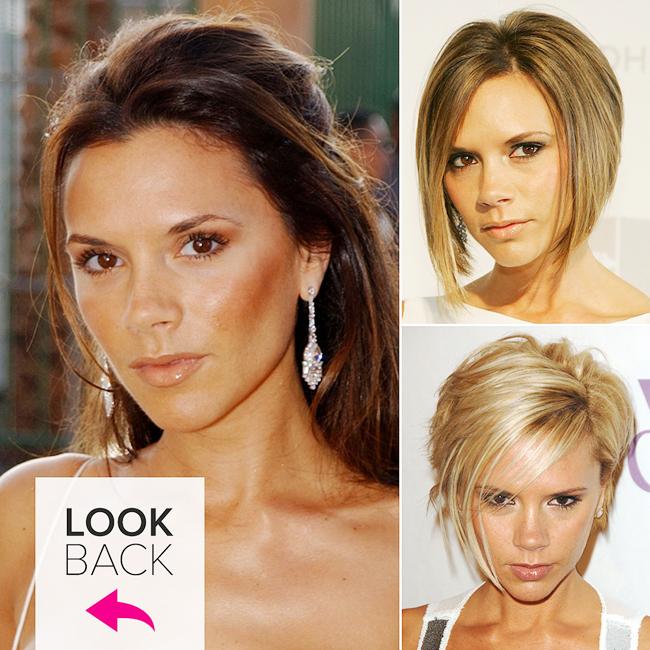 Victoria Beckham nổi tiếng nhất với kiểu tóc bob đối xứng. Kể từ đó đến nay, cô liên tục làm mới mình trong những kiểu tóc thời thượng. Và dù với kiểu tóc này, nhà thiết kế nổi tiếng trông cũng vô cùng hấp dẫn.