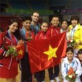 Làng sao - Khánh Thi tự hào vì Chí Anh giành huy chương