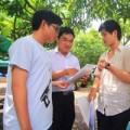 Tin tức - Ngày thi ĐH thứ 2: Hà Nội nắng nóng