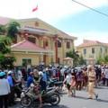 Tin tức - Phú Yên: Cụ bà 83 tuổi tự thiêu trước sân tòa