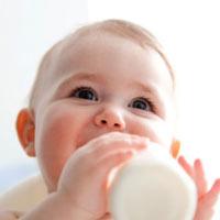 Bé dị ứng sữa bò: Nguy hiểm khi đổi sang sữa động vật khác