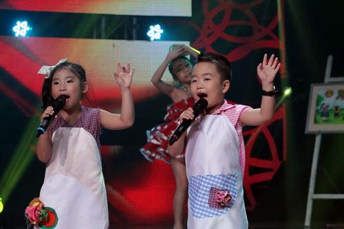 ghep doi drm: quoc thai mo man ngoan muc - 3