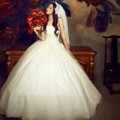 """Thời trang - Chọn váy cưới cho cô dâu """"mình hạc"""""""