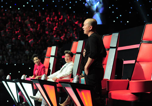 the voice: hlv quoc trung dang… sai lam? - 1