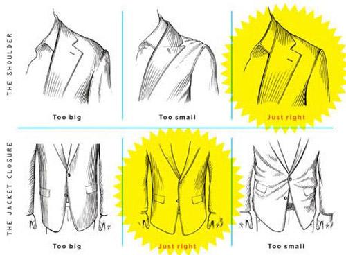 10 cách đơn giản nhất giúp quý ông mặc đẹp - 6