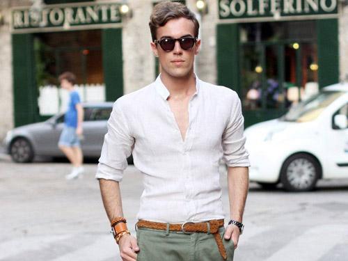 10 cách đơn giản nhất giúp quý ông mặc đẹp - 7