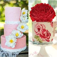 15 mẫu bánh cưới gây nức lòng quan khách