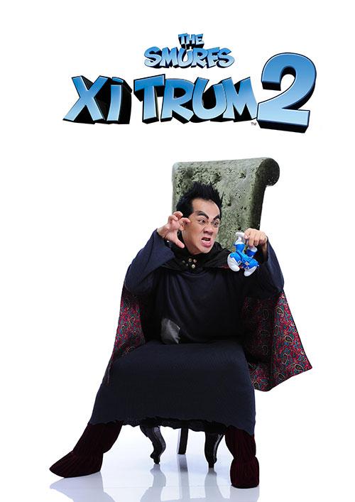 """""""phu thuy"""" thanh loc tai xuat cung xi trum 2 - 1"""