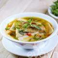 Bếp Eva - Canh cá nấu măng chua cho cả nhà