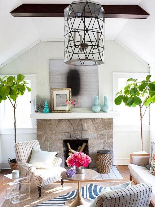 """Đưa cây xanh vào nhà, """"hồi sinh"""" không gian sống"""