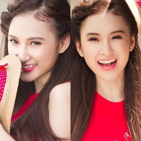"""hh huong giang """"tron con"""" di bien - 4"""