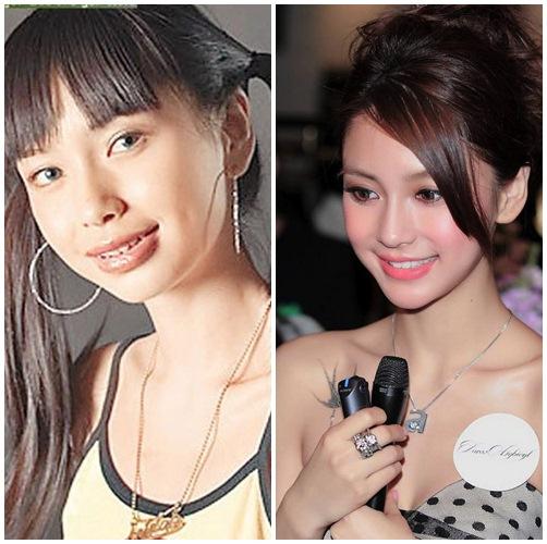 angelababy lo vet 'cuong' dao keo - 6
