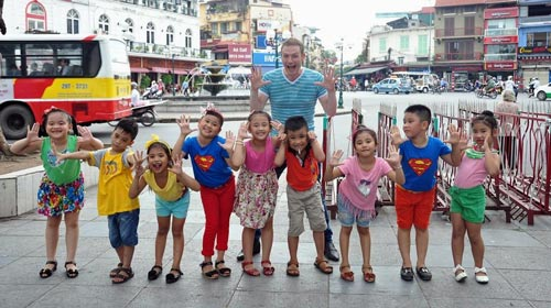 """drm: """"chu tay"""" kyo york lam huong dan vien - 10"""