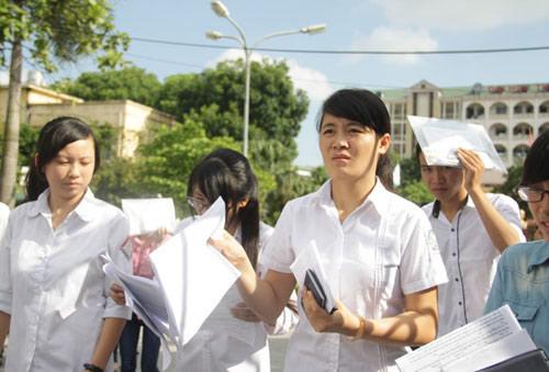 """se co """"ba me vn anh hung"""" thi dai hoc - 1"""