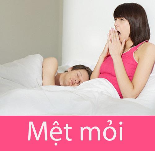 """""""soi"""" dau hieu co thai som nhat - 1"""
