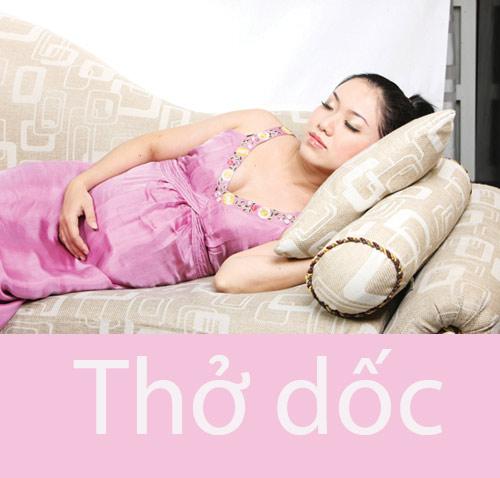 """""""soi"""" dau hieu co thai som nhat - 2"""