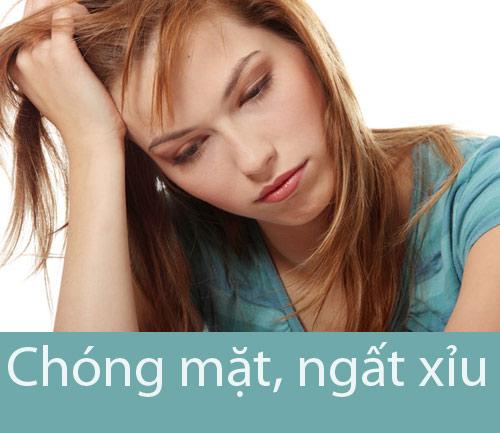 """""""soi"""" dau hieu co thai som nhat - 3"""