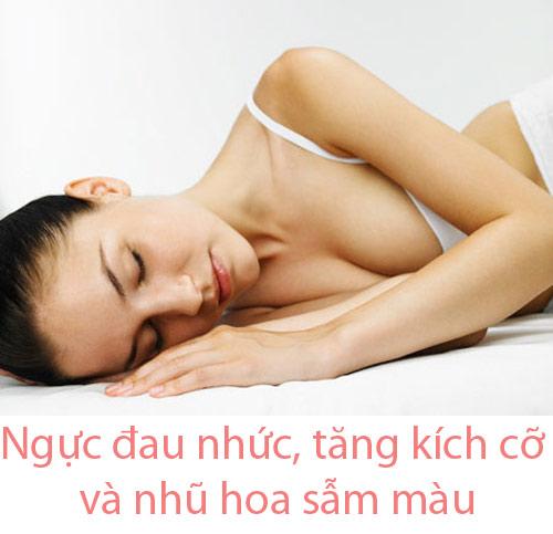 """""""soi"""" dau hieu co thai som nhat - 4"""