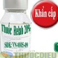 Tin tức - Thu hồi khẩn cấp thuốc Relab 20%