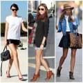 Thời trang - 'Lục' trang phục dạo phố 'ruột' của Miranda Kerr