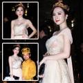 """Làng sao - Angela Phương Trinh làm """"nữ hoàng"""" trong lâu đài"""