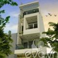 Nhà đẹp - Khéo xây nhà 82m2 đủ ở kiêm văn phòng