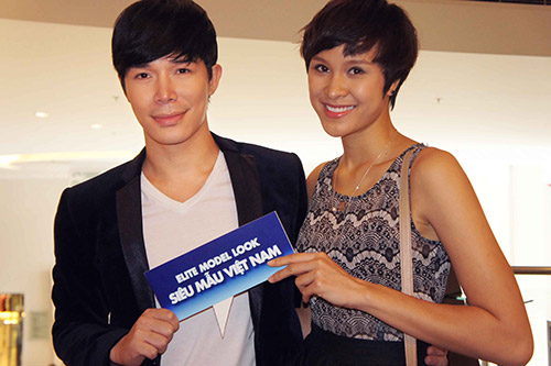 """nathan lee tro lai voi """"nguoi yeu"""" phuong mai - 2"""