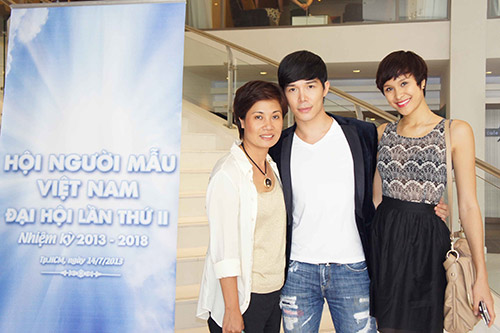 """nathan lee tro lai voi """"nguoi yeu"""" phuong mai - 5"""