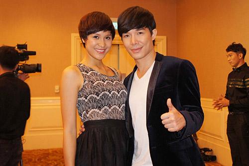 """nathan lee tro lai voi """"nguoi yeu"""" phuong mai - 1"""