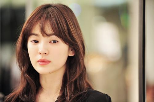 4 kieu toc gay 'sot' cua song hye kyo - 8