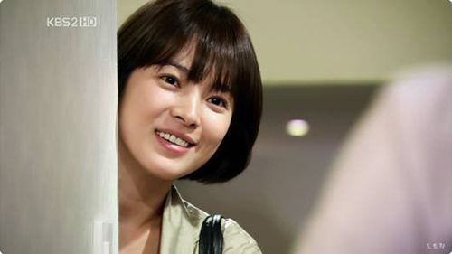 4 kieu toc gay 'sot' cua song hye kyo - 11