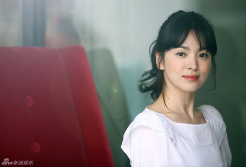 4 kieu toc gay 'sot' cua song hye kyo - 17