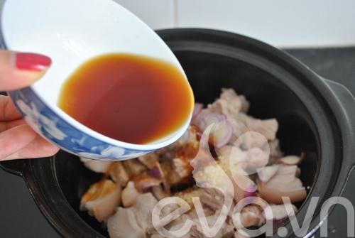 Đổi món với thịt kho dưa - 4