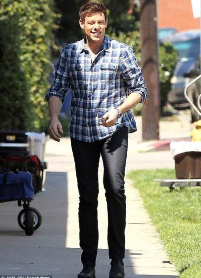 Phim Glee chới với sau cái chết của Cory - 2