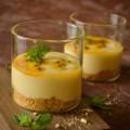 Bếp Eva - Pudding chanh leo tráng miệng tuyệt hảo