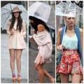 Thời trang - Mặc mưa gió, tín đồ vẫn say mê khoe đồ đẹp