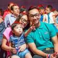 Làm mẹ - Bắt gặp con gái Thanh Lam theo mẹ xem ĐRM