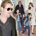 Làng sao - Tài tử Brad Pitt xin phép Angelina đi chơi