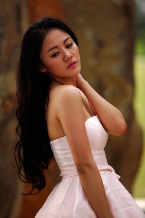 """van mai huong la lam trong"""" vay hong"""" - 3"""