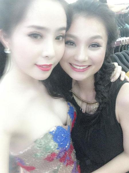 """tran thanh di choi cung nguoi yeu """"hot girl"""" - 14"""